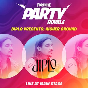 Fortnite Reveals Details About The Next Party Royale With Diplo