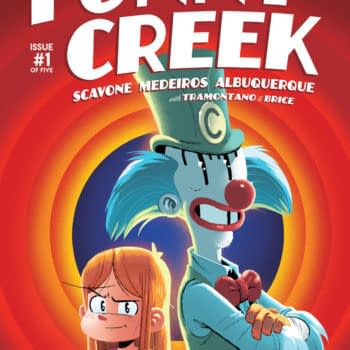 New Rafael Albuquerque Comic Funny Creek Announced By ComiXology