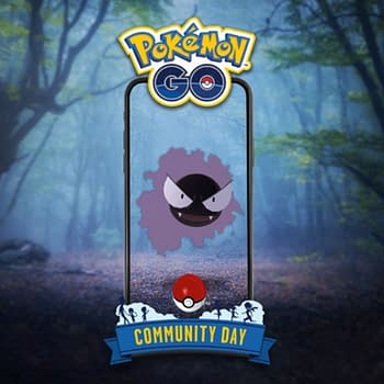 Shiny Gastly Haunts Pokémon GO On Gastly Community Day This Sunday