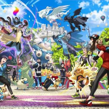 Pokémon Go Teases Generation Six in New Go Fest Image