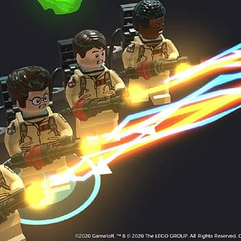 The Ghostbusters Have Been Added To LEGO Legacy: Heroes Unboxed