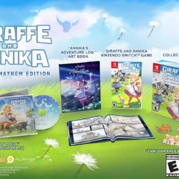 Giraffe And Annika Receives A New Gameplay Trailer
