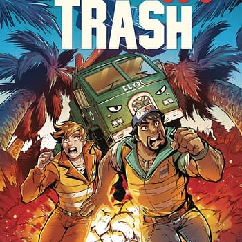 Villianous Hollywood Trash in Mad Cave October 2020 Solicitations