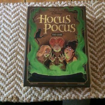 Review: Ravensburger's Hocus Pocus Board Game