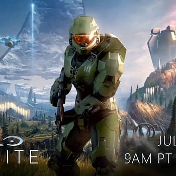 Xbox Teases Halo Infinites First Campaign Gameplay Reveal