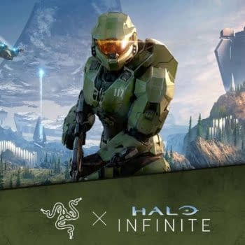 Razer & 343 Industries Partner Up For Halo Infinite Gear