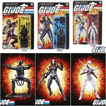 Hasbro Retro GI Joe Line- Exclusive To Walmart SDCC Commander In Sept