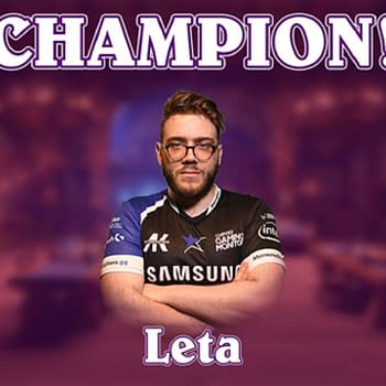 Leta Wins The Hearthstone Masters Tour Online: Asia-Pacific