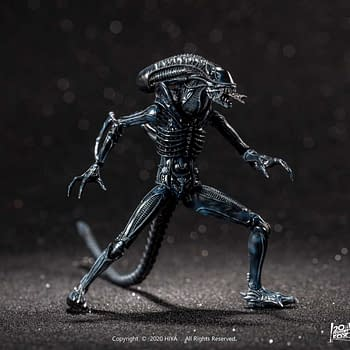 Predator and Alien Both Get New Figures From Hiya Toys