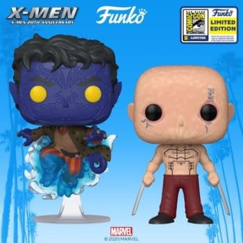 Funko SDCC Marvel - Origins Deadpool, Zombie Thing, Stan Lee, and More