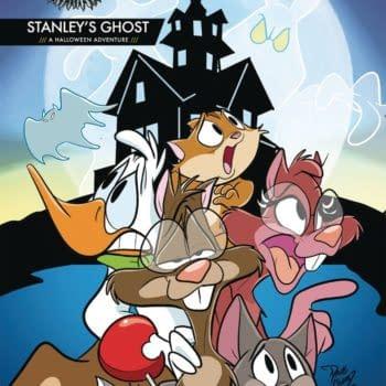 John Carpenter Presents Stanley's Ghost in Storm King October 2020