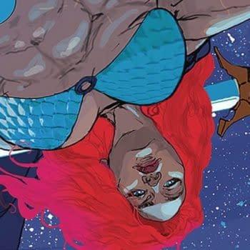 Dynamite Face Comic Creator Concern Over Comicsgate Covers