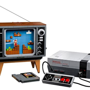 LEGO Announces Buildable NES System That Plays Super Mario Bros