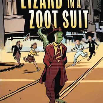 Lizard In A Zoot Suit Sees Racial Tensions Spill Over &#8211 In 1943