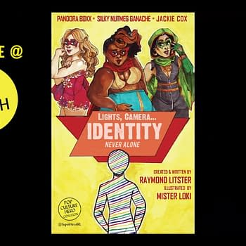 Bringing Drag to Comics: Lights Camera LGBTQI-Identity Panel [SDCC]