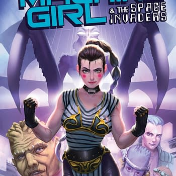 Machine Girl Returns With New Series From Red 5 Comics This Fall
