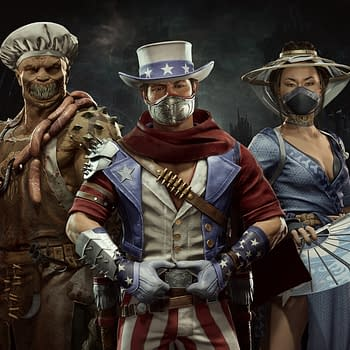Mortal Kombat 11: Aftermath Is Getting Summer-Themed Skins