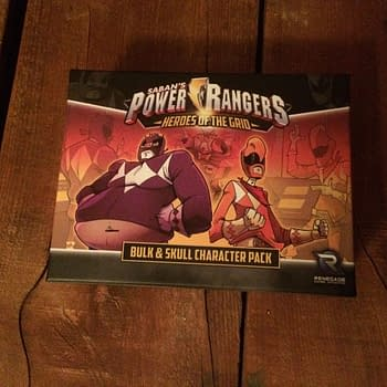 Power Rangers: Heroes of the Grids Bulk And Skull: Silly But Fun