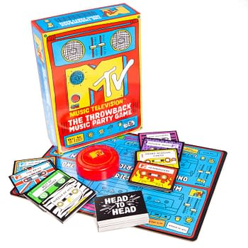 Big Potato Releases MTV: The Throwback Music Party Game