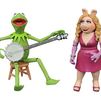The Muppets Get Best Of Figure Series with Diamond Select Toys