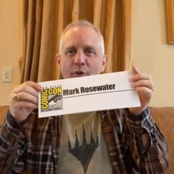 Magic: The Gathering's Mark Rosewater Teases Next Set At SDCC