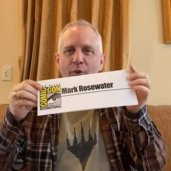 Magic: The Gatherings Mark Rosewater Teases Next Set At SDCC