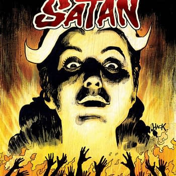 Archie Horror Returns to Comic Shops This Halloween With Madam Satan