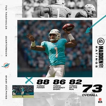 Madden NFL 21 Reveals The Player Ratings For Rookie QBs