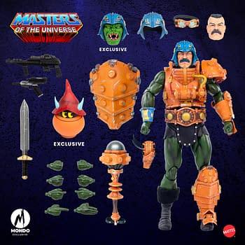 Man-At-Arms Mondo Figure