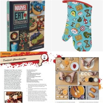 """BoxLunch And Marvel Team-Up To Launch """"Eat The Universe"""""""