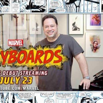 Marvel's Storyboards Trailer: Joe Quesada's Storytelling Quest Begins