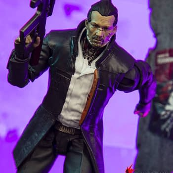 Cyberpunk 2077 Gets Glams of Upcoming McFarlane Toys Wave 2
