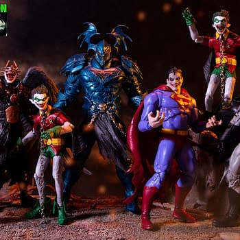 Batman The Merciless Becomes McFarlane Toys Newest Build-A-Figure