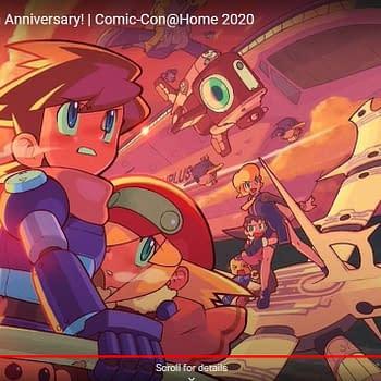 Udon @ 20: New Robotech Rival Schools Megaman Legends &#038 More #SDCC