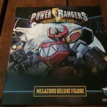 Power Rangers: Heroes Of The Grid Megazord Figure Is One Big Hero