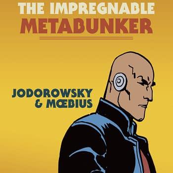 Humanoids Release Alejandro Jodorowsky and Mœbius Incal Short
