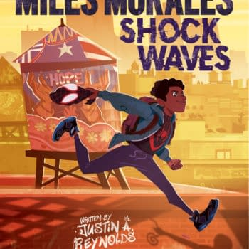 Marvel and Scholastic Launch Young Readers Original Graphic Novels