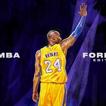 Kobe Bryant Immortalized On The Mamba Forever Edition Of NBA 2K21