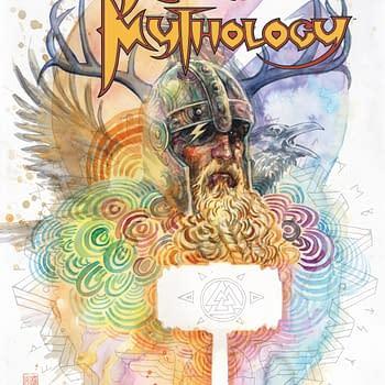 Neil Gaimans Norse Mythology Returns in Dark Horse October Solicits