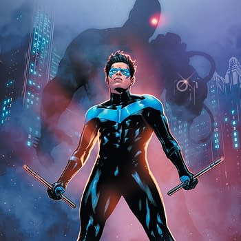 Nightwing #75 Will Restore Dick Graysons Memory This October