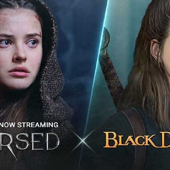 Black Desert Launches Crossover Content For Netflixs Cursed