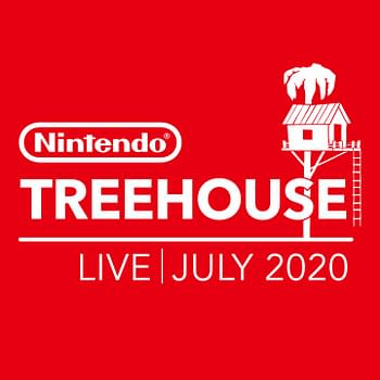 Nintendo Suddenly Reveals A Treehouse Event Happening July 10th