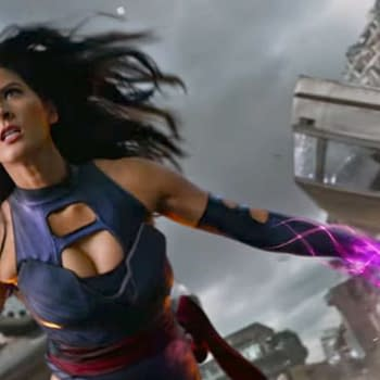 X-Men: Olivia Munn Feels Nostalgic in Psylocke Sword Video