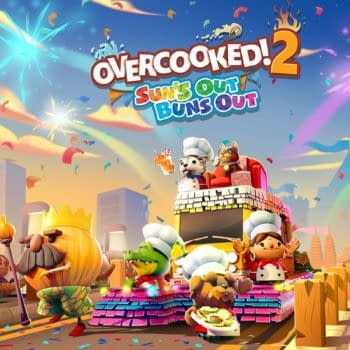 Overcooked 2! Will Get New Sun's Out Buns Out DLC This Sunday