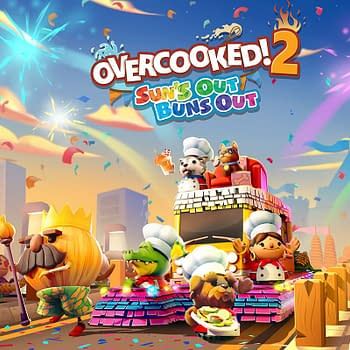 Overcooked 2 Will Get New Suns Out Buns Out DLC This Sunday
