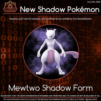 Shadow Mewtwo &#038 GO Fest Rewards Found In Pokémon GO Code