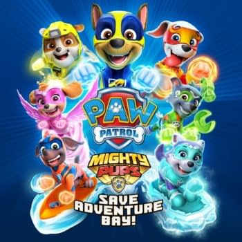 PAW Patrol Is Getting A Video Game By Outright Games In November