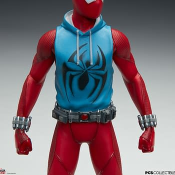 Spider-Man Scarlet Spider Gets His Own Statue with PCS Collectibles