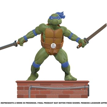 TMNT Gets PCS Collectibles Statues That Are Cowabunga Dudes