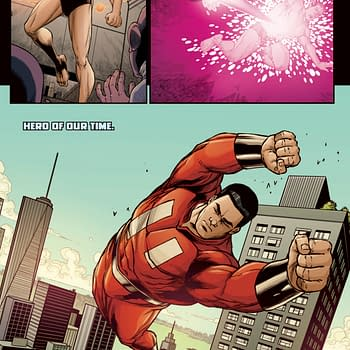 Penultiman #1 Finally Published in October From Ahoy Comics